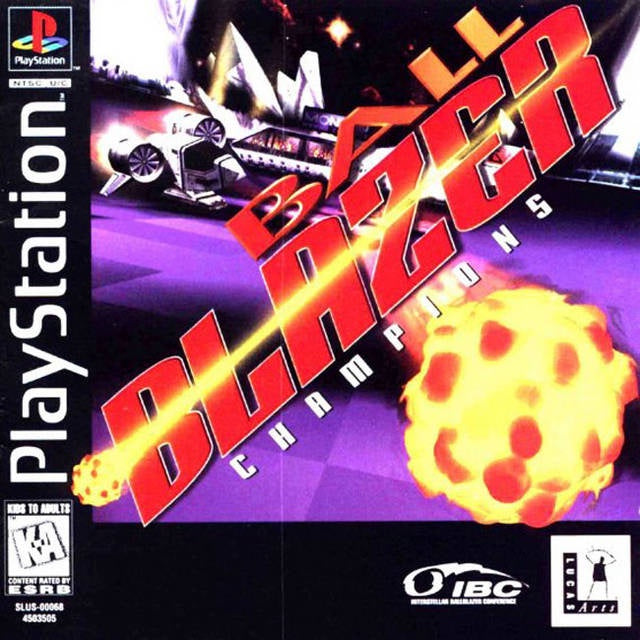 Ballblazer Champions - PS1 (Pre-owned)