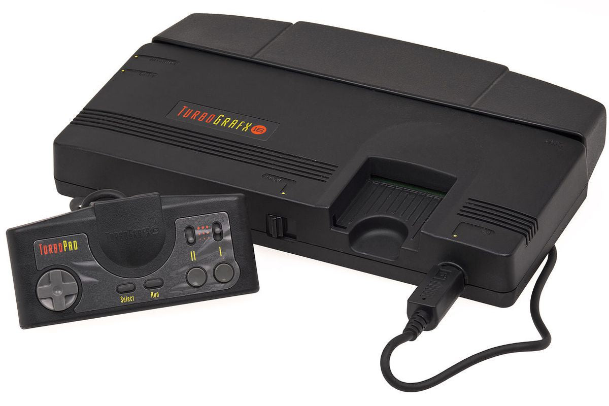 TurboGrafx-16 System Turbo Grafx Console