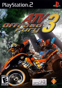 ATV Offroad Fury 3 - PS2 (Pre-owned)