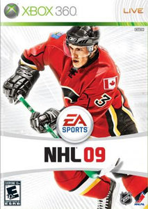 NHL 09 - Xbox 360 (Pre-owned)