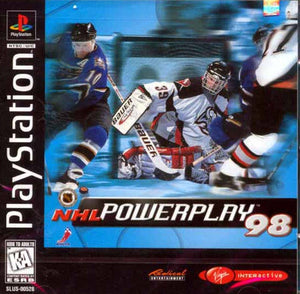 NHL Powerplay '98 - PS1 (Pre-owned)