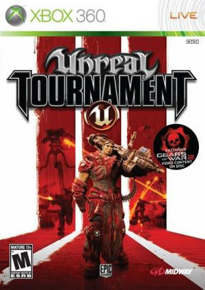 Unreal Tournament III - Xbox 360 (Pre-owned)