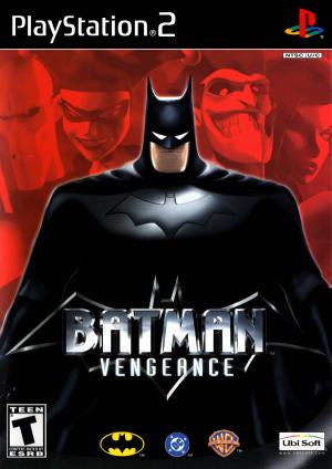 Batman Vengeance - PS2 (Pre-owned)