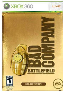 Battlefield Bad Company Gold Edition - Xbox 360 (Pre-owned)