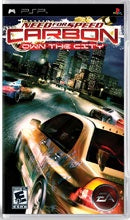 Need for Speed Carbon Own the City - PSP (Pre-owned)