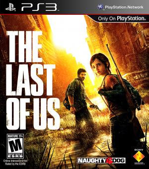 The Last of Us - PS3 (Pre-owned)