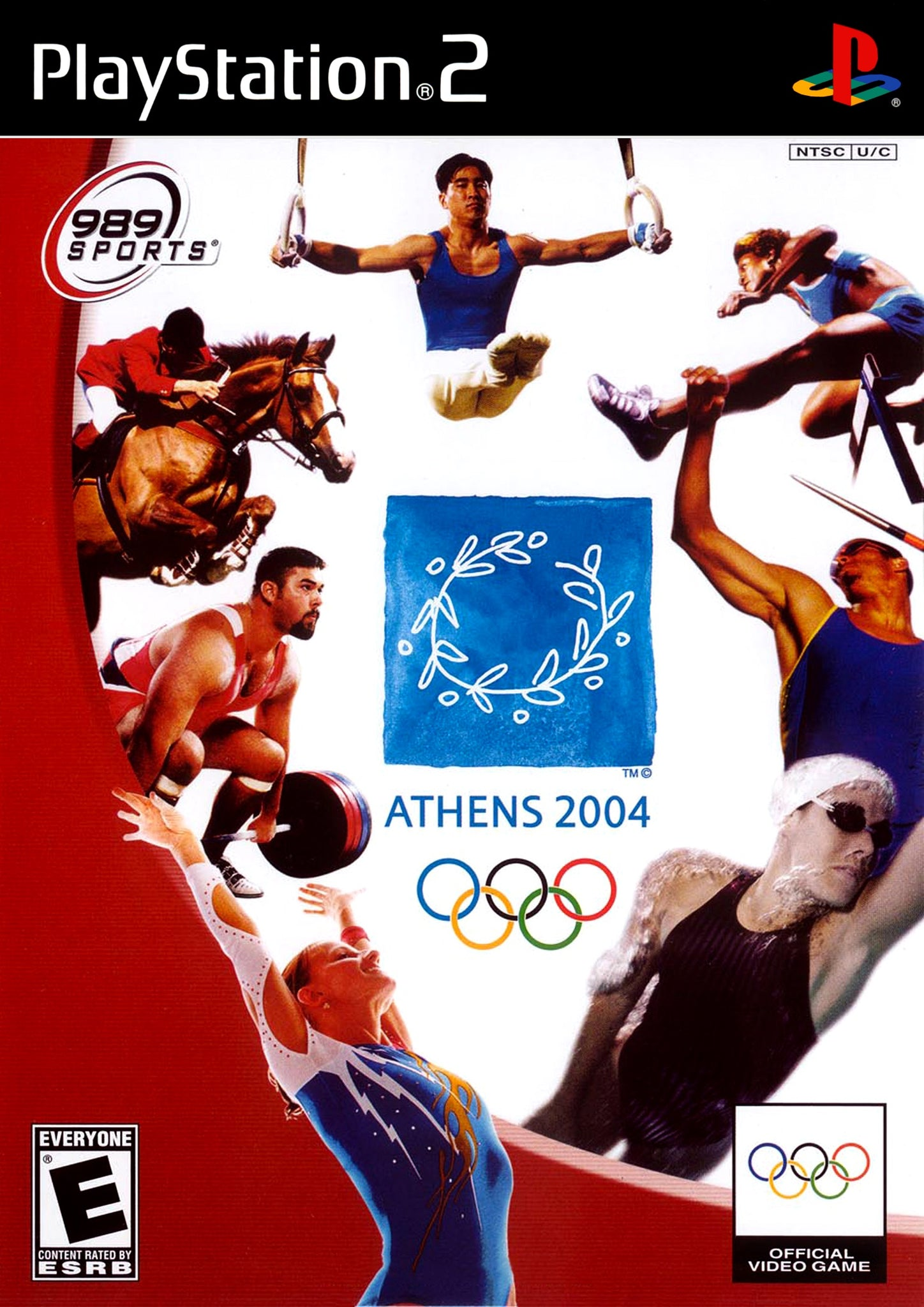Athens 2004 - PS2 (Pre-owned)