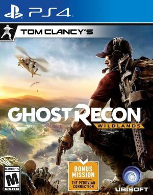 Ghost Recon: Wildlands - PS4 (Pre-owned)