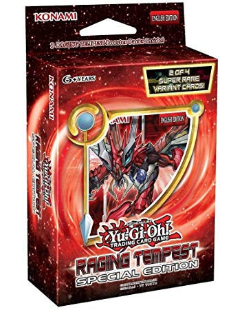 Raging Tempest Special Edition Pack