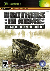 Brothers in Arms Earned in Blood - Xbox (Pre-owned)