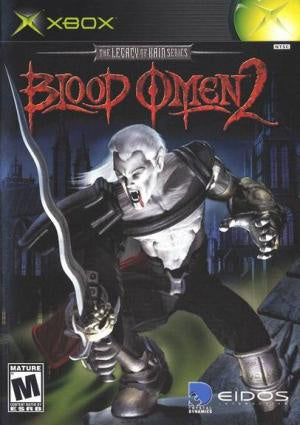 Blood Omen 2 - Xbox (Pre-owned)