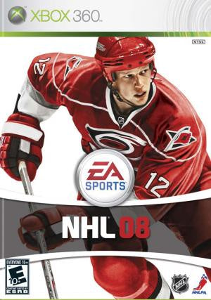 NHL 08 - Xbox 360 (Pre-owned)