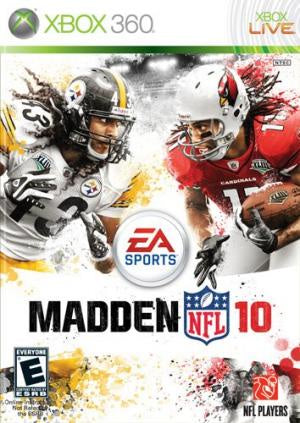 Madden NFL 10 - Xbox 360 (Pre-owned)