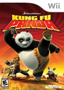 Kung Fu Panda - Wii (Pre-owned)