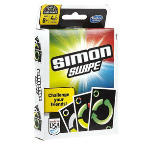 Simon Swipe Card Game