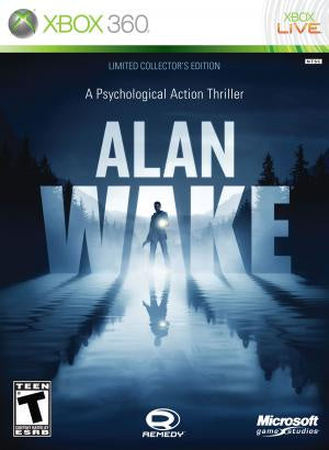 Alan Wake - Xbox 360 (Pre-owned)