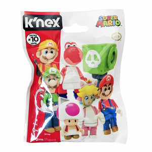 K'Nex Super Mario Series 10 Blind Bag Figure