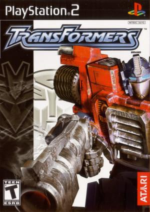 Transformers - PS2 (Pre-owned)