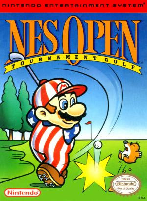 NES Open Tournament Golf - NES (Pre-owned)