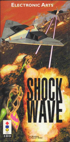 Shock Wave (Long Box) - 3DO (Pre-owned)