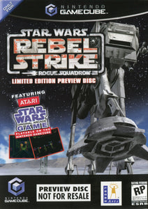 Star Wars Rebel Strike Preview Disc - Gamecube (Pre-owned)