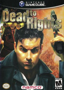 Dead to Rights - Gamecube (Pre-owned)