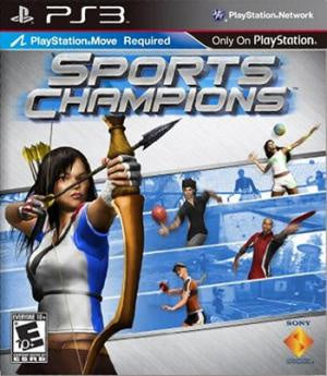 Sports Champions - PS3 (Pre-owned)