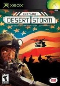 Conflict Desert Storm - Xbox (Pre-owned)
