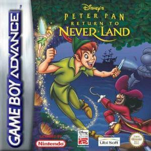 Disney's Peter Pan: Return to Neverland - GBA (Pre-owned)