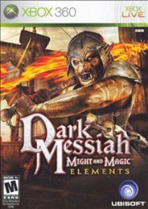 Dark Messiah of Might and Magic Elements - Xbox 360 (Pre-owned)
