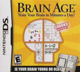 Brain Age - DS (Pre-owned)
