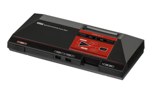 Sega Master System Replacement Console Only  (No controllers, wires or accessories included)