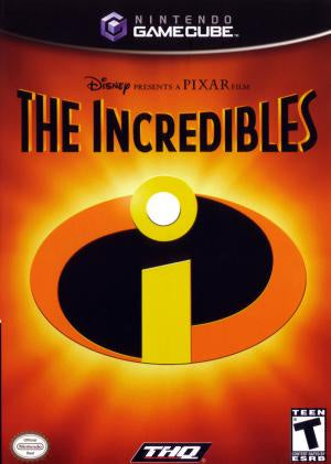 The Incredibles - Gamecube (Pre-owned)