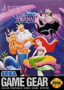 Ariel the Little Mermaid - Game Gear (Pre-owned)