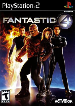 Fantastic 4 - PS2 (Pre-owned)