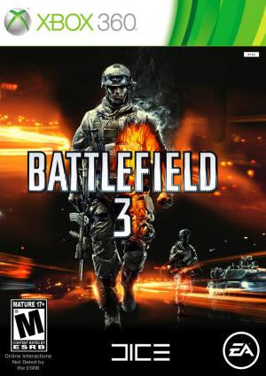 Battlefield 3 - Xbox 360 (Pre-owned)
