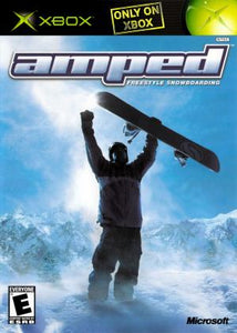 Amped Snowboarding - Xbox (Pre-owned)