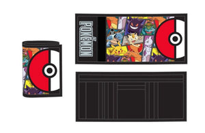 POKEMON - Kids Tri Fold Wallet