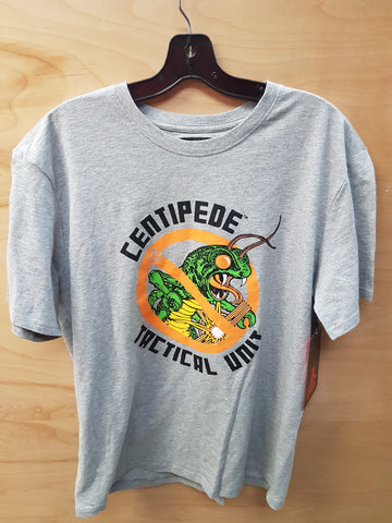 Centipede Tactical Unit Atari T-Shirt