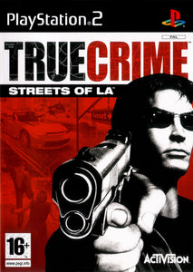 True Crime Streets of LA - PS2 (Pre-owned)