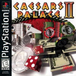 Caesar's Palace 2 - PS1 (Pre-owned)