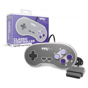 Classic Controller for Super NES/Super Famicom [TTX Tech]