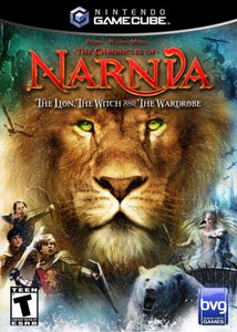 Chronicles of Narnia Lion Witch and the Wardrobe - Gamecube (Pre-owned)