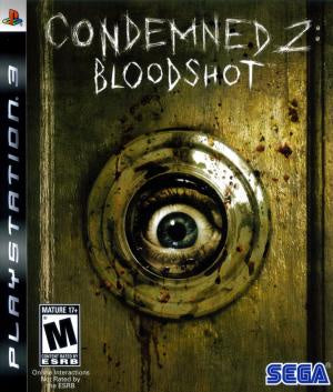 Condemned 2 Bloodshot - PS3 (Pre-owned)