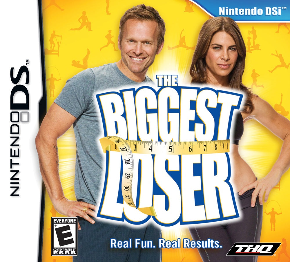 The Biggest Loser - DS (Pre-owned)