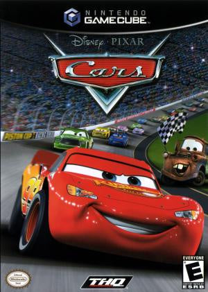 Cars - Gamecube (Pre-owned)