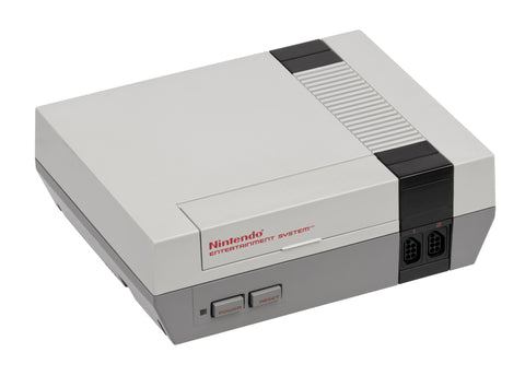 Nintendo NES Replacement System Console Only (No controllers, wires or accessories included)