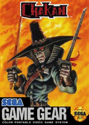 Chakan - Game Gear (Pre-owned)