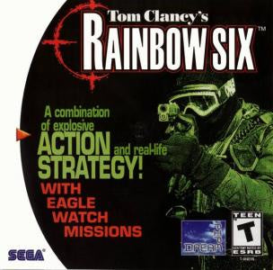 Rainbow Six - Dreamcast (Pre-owned)