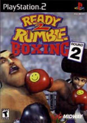 Ready 2 Rumble Round 2 - PS2 (Pre-owned)
